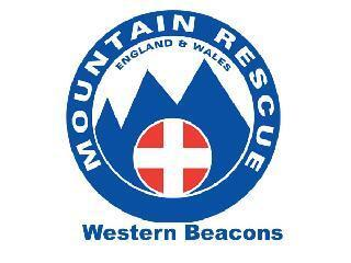 Western Beacons Mountain Search and Rescue Team logo