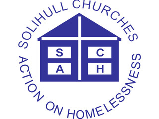 SOLIHULL CHURCHES ACTION ON HOMELESSNESS