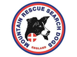Mountain Rescue Search Dogs England logo