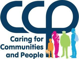 CCP - Caring for Communities and People logo