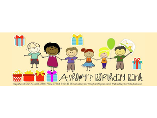 Ashley's Birthday Bank