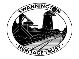 THE SWANNINGTON HERITAGE TRUST logo