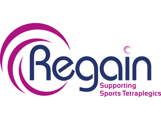 Regain - The Trust for Sports Tetraplegics logo