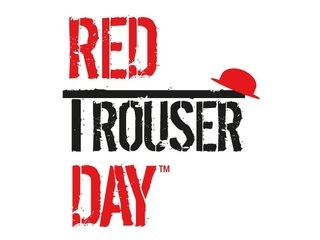 Red Trouser Day logo