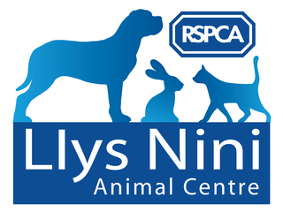 RSPCA Llys Nini Animal Centre logo