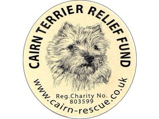 The Cairn Terrier Relief Fund logo