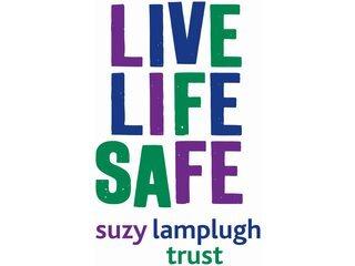 Suzy Lamplugh Logo