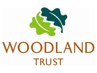 Woodland Trust charity logo