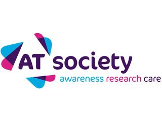 A-T Society logo