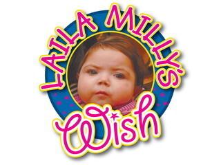 LAILA MILLY FOUNDATION logo