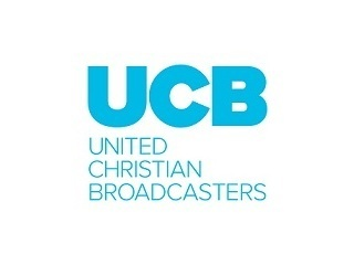 UCB (United Christian Broadcasters) logo