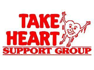 TAKE HEART SUPPORT GROUP logo