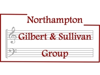 NORTHAMPTON GILBERT AND SULLIVAN GROUP logo