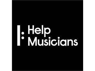 Help Musicians UK logo