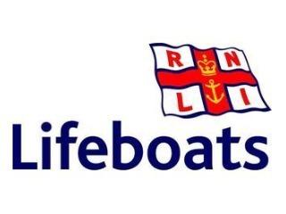 RNLI charity logo